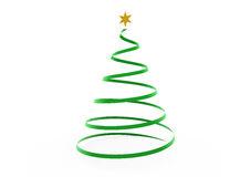 stella-dell-oro-verde-dell-albero-di-natale-3d-16793238
